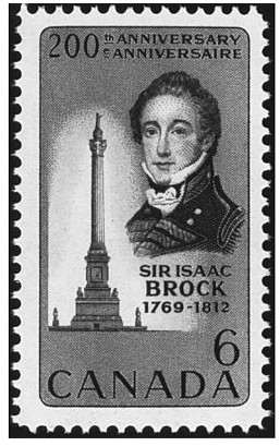 a biography of sir isaac brock the hero of upper canada Hms sir isaac brock was a warship which was destroyed before being completed at york, upper canada during the war of 1812 the ship was named after the famed hero of the war, major general sir isaac brock.