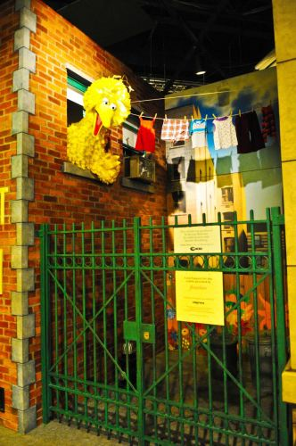 Sesame Street, National Museum of Play