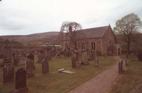 Old Glenholme  cemetery - Photo by Burt Fine