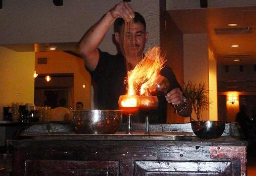 Flaming Mexican Coffee