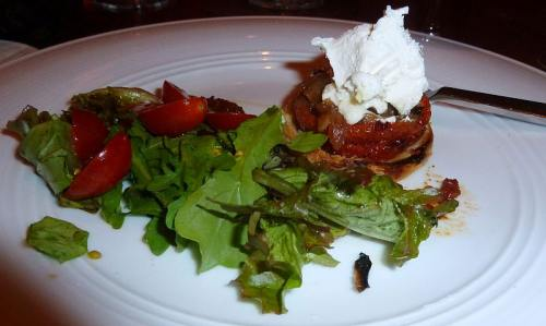 Tomato Tart From Prado