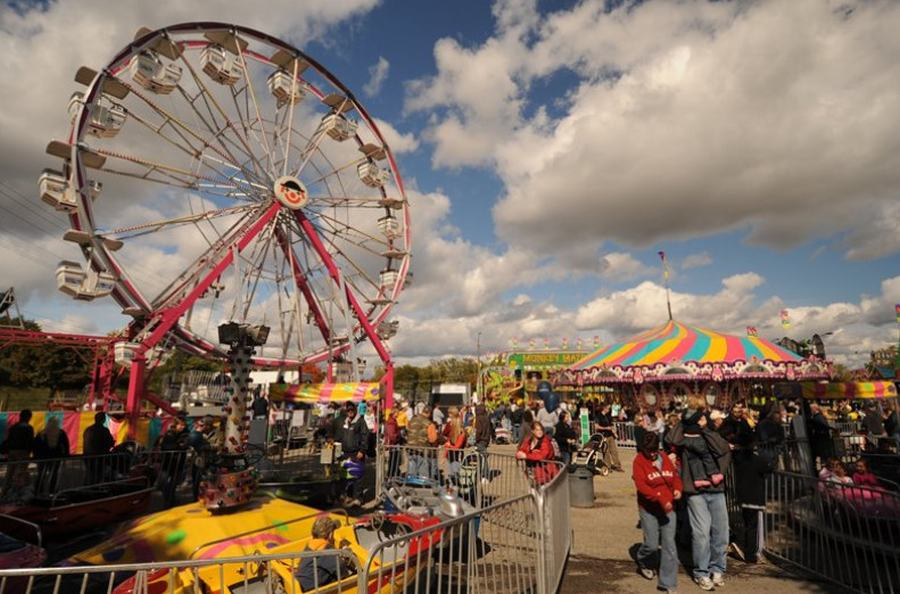 Norfolk County Fair, photo by Wikimedia Commons