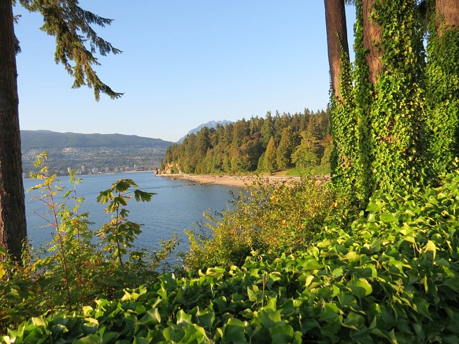 Stanley Park, photo by Mike Keenan