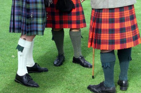 More Kilts