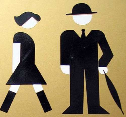 World Toilet Signs