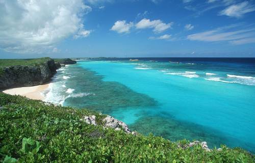 Cliffs - Middle Caicos
