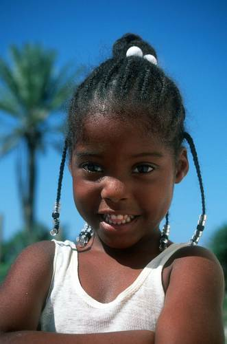 Little Girl - Turks & Caicos