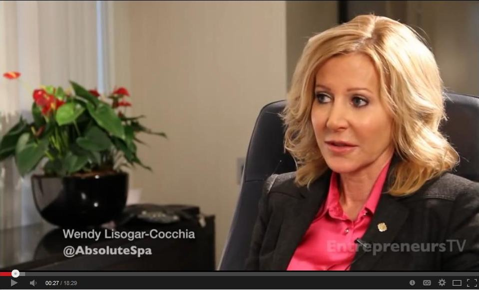 Wendy Lisogar-Cocchia, CEO of Absolute Spa