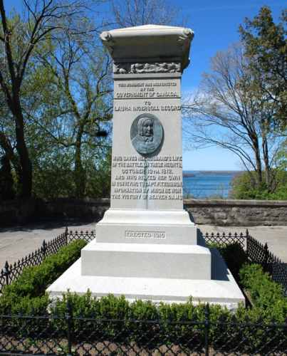 Queenston Heights Monument