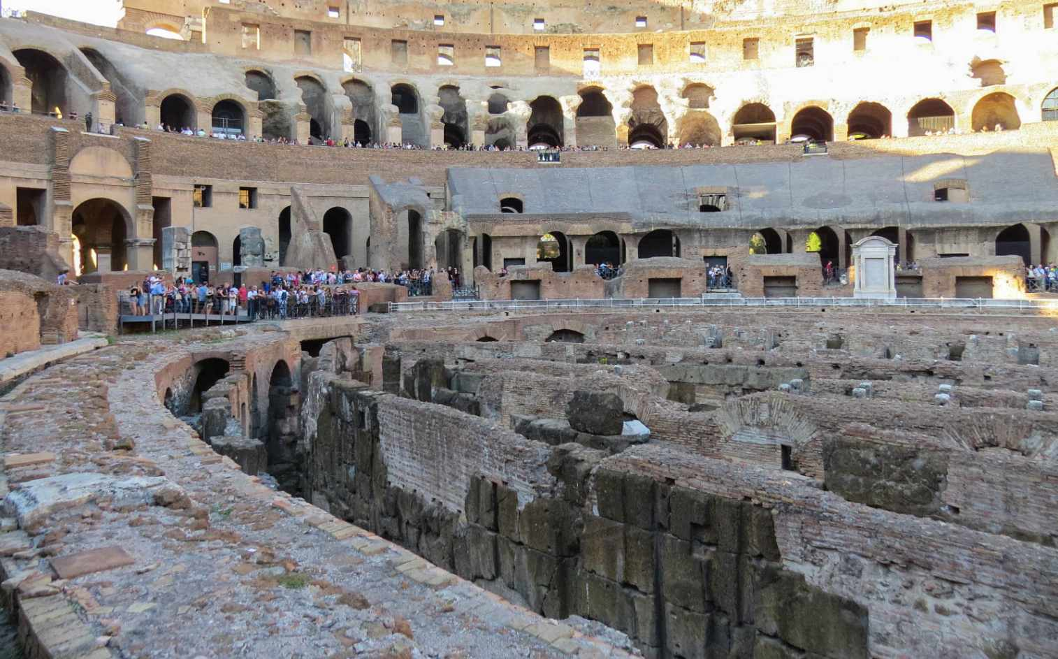 Colloseum, photo by Mike Keenan