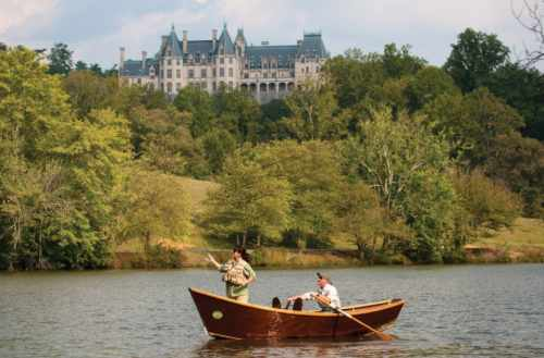 The Inn on Biltmore Estate, fly-fishing, photo by Biltmore Estate