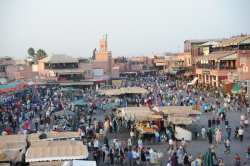 Jemaa al fnaa, photo by Visit Morocco