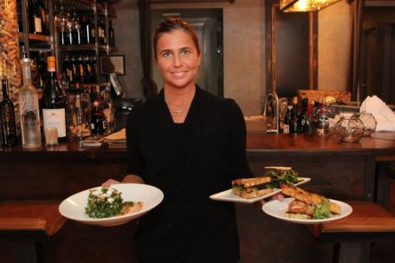 Sarah Roglic of Piazza Bistro serves up a Taste of Oakville