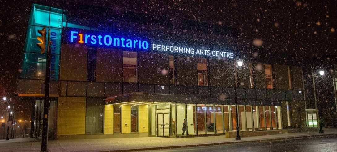St. Catharines FirstOntario Performing Arts Centre photo by Lauren Garbutt