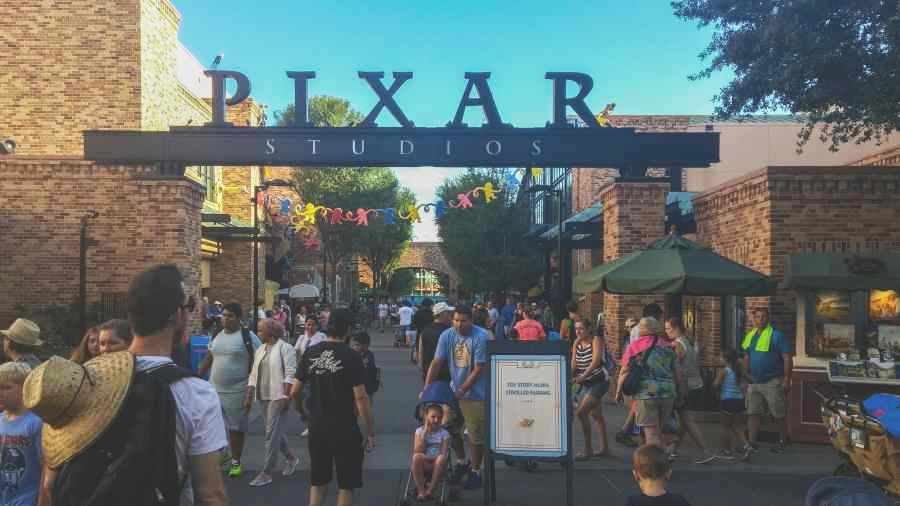 Pixar Place at Hollywood Studios