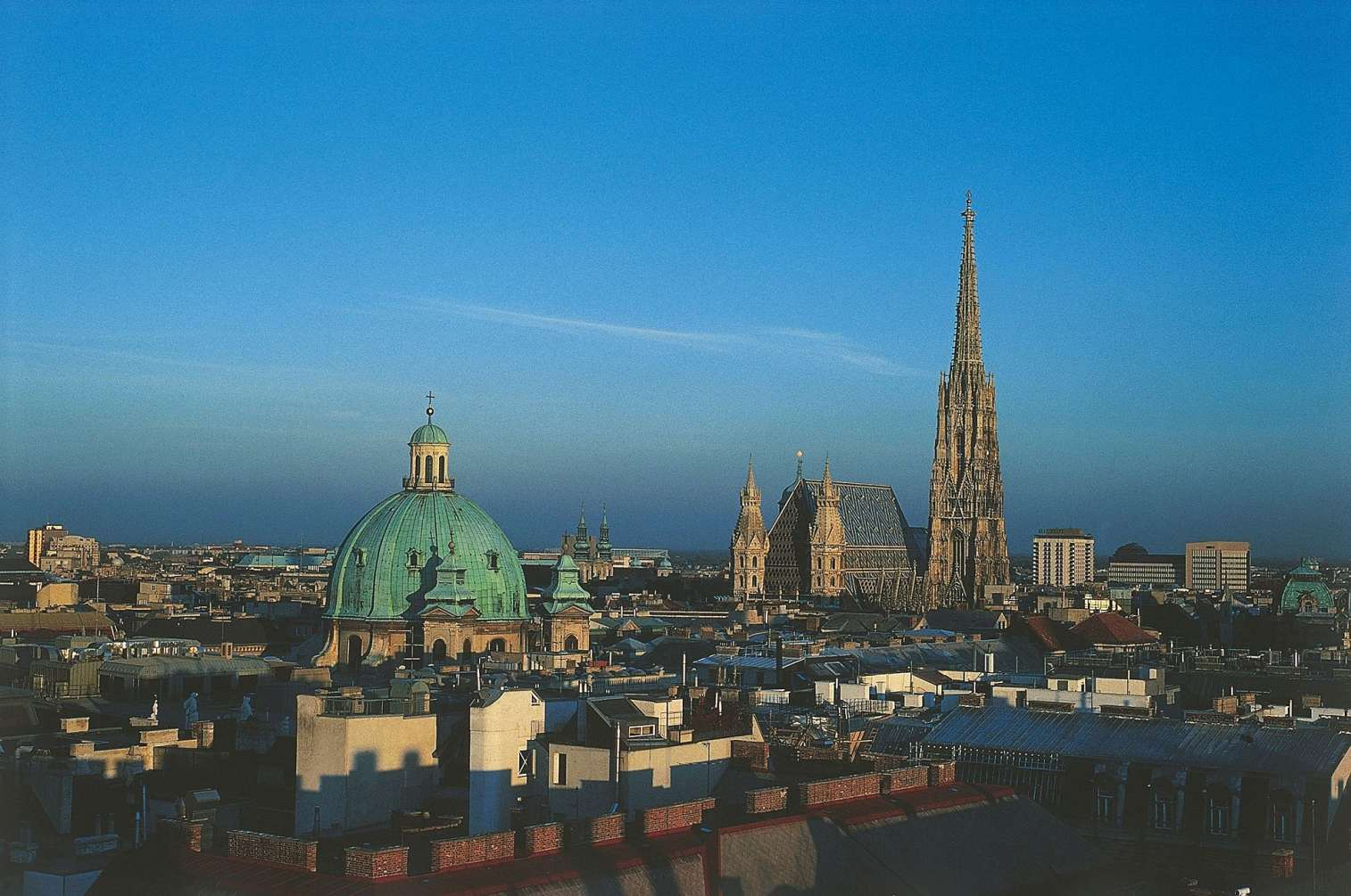 Vienna, St Stephens Cathedral, Austrian Tourist Office